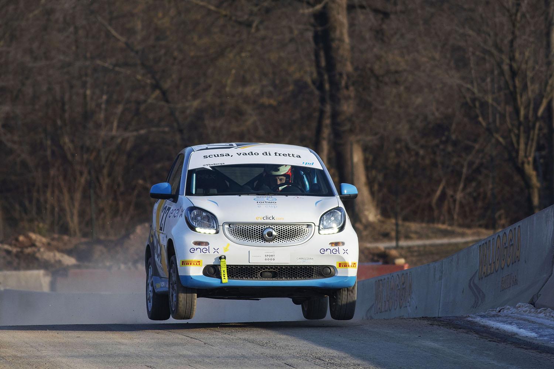 Rallycross Test Maggiora