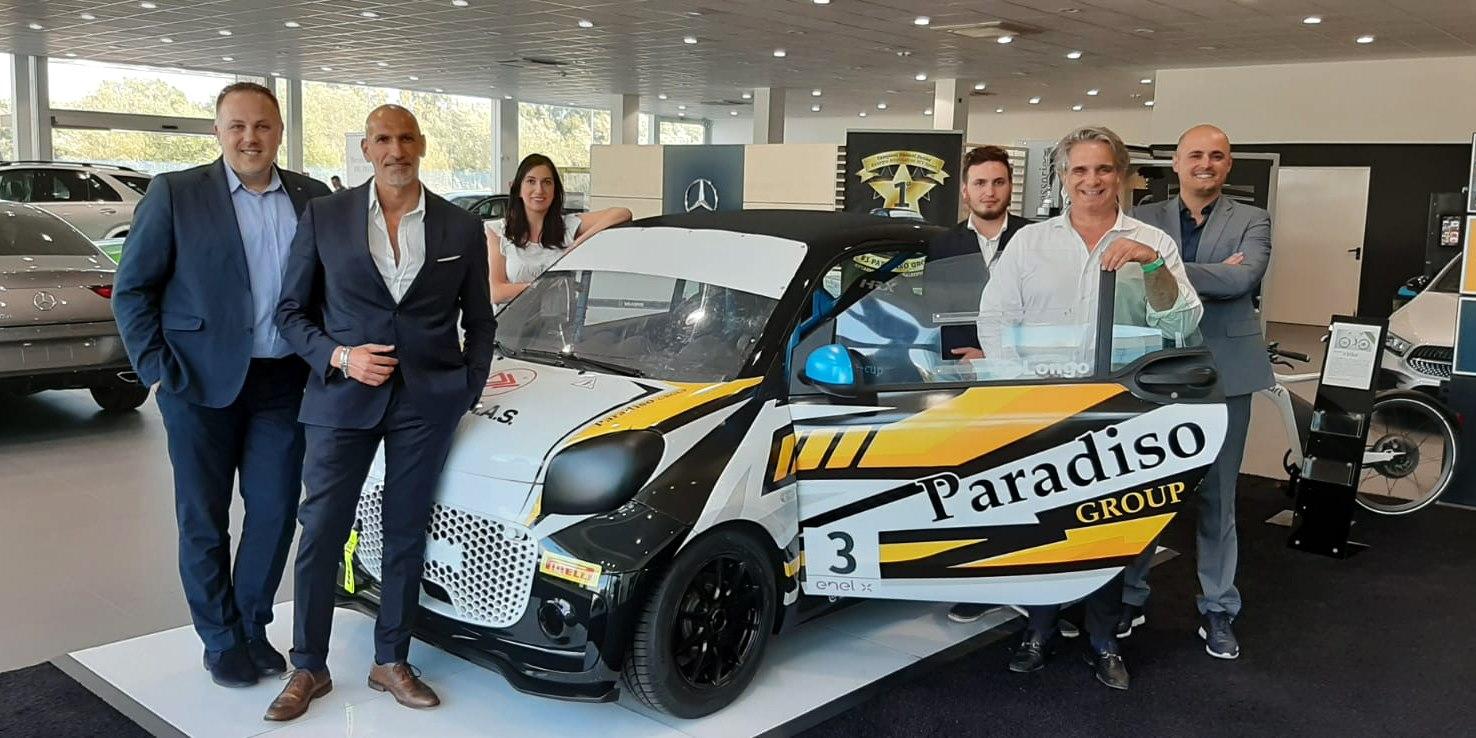 paradiso group riccardo longo smart e-cup 2020