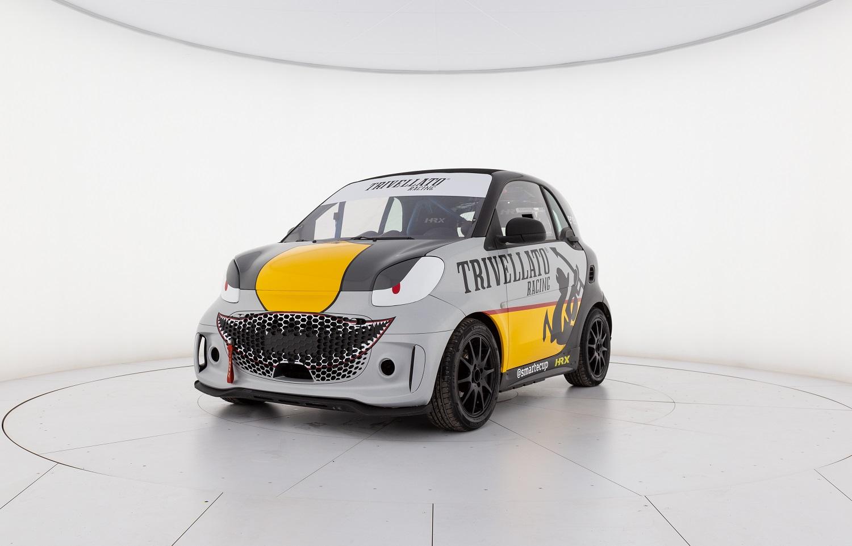 trivellato racing mattia carlotto smartecup smart e-cup 2021